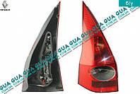 Фонарь задний левый 8200142684 Renault MEGANE II