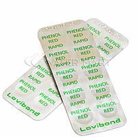 Таблетки для измерения уровня pH Lovibond Phenol Red
