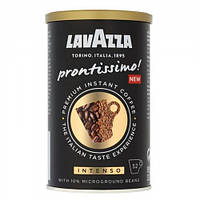 Кофе растворимый Lavazza Prontissimo Intenso NEW Ж/Б 95г