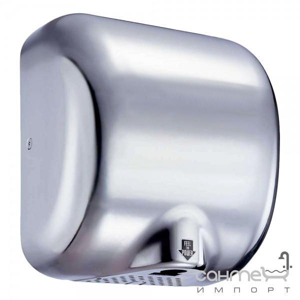 Аксесуари для ванної кімнати Trento Автоматична сушарка для рук, метал хром Trento 29623