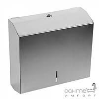 Аксессуары для ванной комнаты Trento Раздатчик бумажных полотенец, хром Trento 10541
