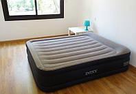Велюр кровать 64140 с встроенным эл.насосом 220В KK