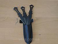 """Ножи метательные """"Twin Tower"""" (набор-3шт) + Подарок!, фото 1"""