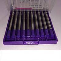 Вольфрамовый электрод E3 Ф 3,0 мм фиолетовый, со смесью оксидов