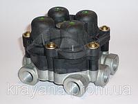 Клапан 4-х контурный 35150180010-SORL / II36012000