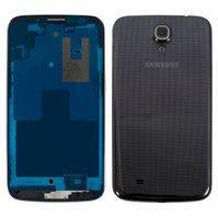 Корпус для мобильных телефонов Samsung I9200 Galaxy Mega 6.3, I9205 Galaxy Mega 6.3, черный