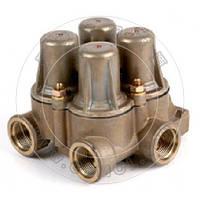 Клапан 4-х контурный 35150160110-SORL / AE44