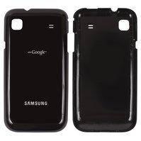 Задняя крышка батареи для мобильного телефона Samsung I9000 Galaxy S, черная