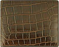 Кошелек из кожи крокодила / Genuine crocodile leather wallet