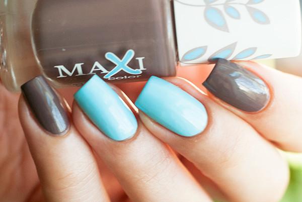 maxi лак для ногтей