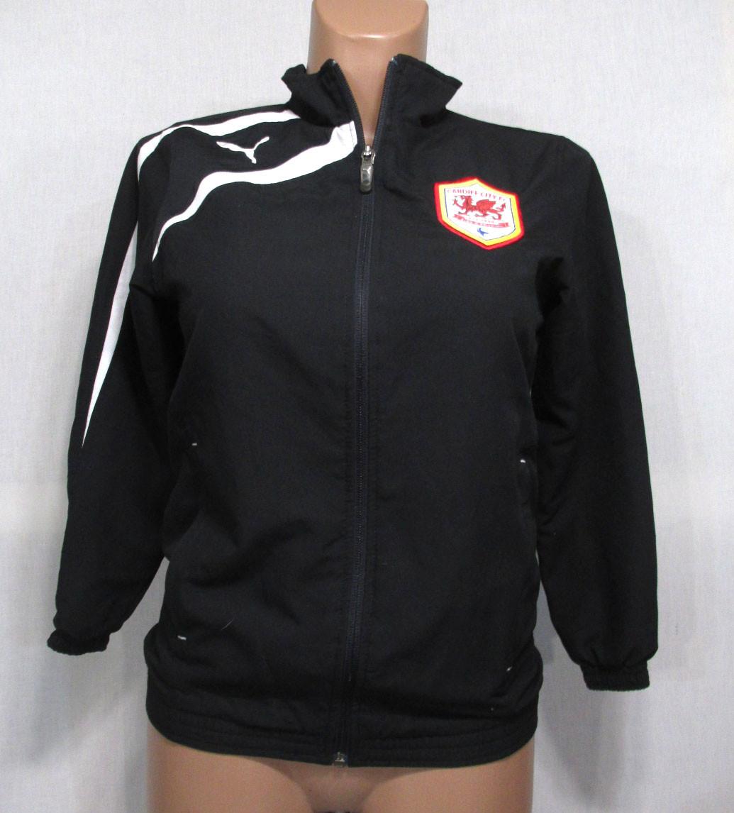 Куртка спортивная PUMA, 140 см, Cardiff city FC Отл сост!