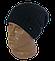 Мужская шапка зимняя, флис м 7018, разные цвета, фото 2