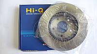 Диск тормозной передний Kia Ceed 2006-2011.Производитель Hi-Q Sangsin Корея SD1051