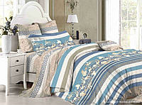 Комплект постельного белья из сатина Витраж