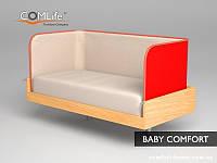 Детская кроватка Baby Comfort ТМ Comlife (под заказ 14 дней)