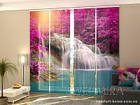 Панельная штора Прекрасный лес комплект 4 шт