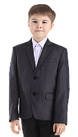 Модный зелёный школьный пиджак Лицей для мальчика