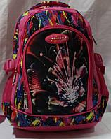 Ранец рюкзак школьный ортопедический Edison с камнями 17-7822-2