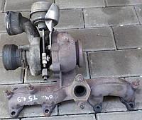 Турбина Фольксваген Т4 1.9td BV39A0020