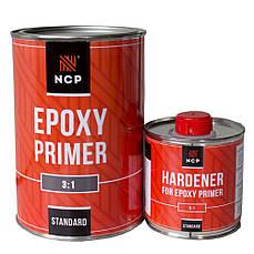 Антикоррозионный эпоксидный грунт NCPro 3+1 комплект 1л