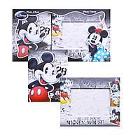 Детский набор Mickey фотоальбом 60ф + рамка 10х15