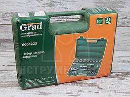 Набор инструментов Sigma GRAD 6004225 (21 предмет), фото 2