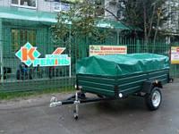 Продам прицеп ЛЕВ-СУПЕР (2,5*1,5*0,51м)