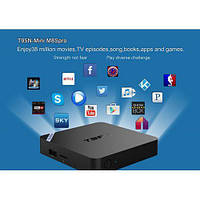 Смарт приставка на андроиде Mini PC SMART TV BOX T95N Mini M8Spro ОЗУ 2GB HDD 8GB WiFI