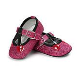 Туфельки-пинетки для  девочки 13 см., фото 2