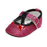 Туфельки-пинетки для  девочки 13 см., фото 4