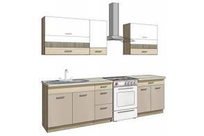FADOME Комплект кухонной мебели PREMIO B
