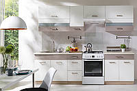 FADOME Комплект кухонной мебели GLOBAL B plus