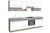 FADOME Комплект кухонной мебели GLOBAL A plus
