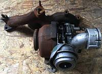 Турбина Фольксваген Т4 1.9td GT1749VA