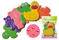 Набор №3 Мини-ковриков для купания для детей от рождения