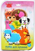 Набор №4 Мини-ковриков для купания для детей от рождения