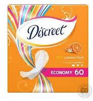 "Прокладки ""Discreet"" 60шт щоден. Multiform Deo Summer/-598/15"