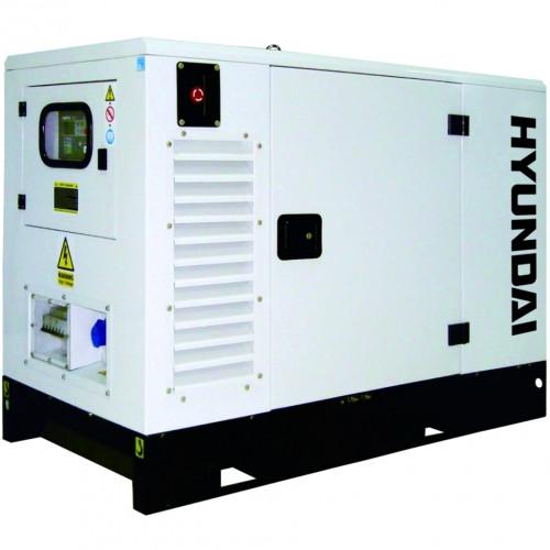 Дизельный генератор Hyundai DHY11KSEM+ATS