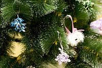 Скоро Новый Год!  Зайка-шарик. Украсьте елку вместе с нами. Выставка-продажа в Студии куклы.