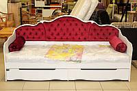 Подростковая кровать серии 7-3-1-95 на ламелях, фото 1