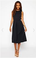 Новое миди платье с открытой спинкой PrettyLittleThing