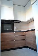 Маленькая угловая кухня, фото 1