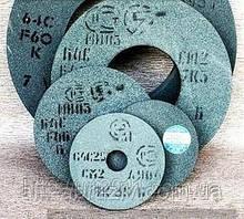 Круг шлифовальный 64С 400 Х 40 Х 127 керамика