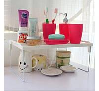 Складная полка - столик, подставка, стеллаж