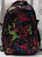 Ранец рюкзак школьный ортопедический Edison Butterfly 17-7826-4