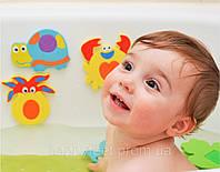 Аква-пазлы Bath'n Puzzl. Игрушки для купания для детей, фото 1