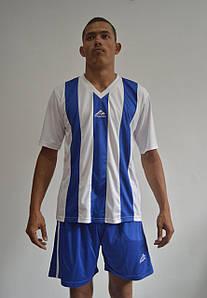 Форма футбольна Practic white-blue