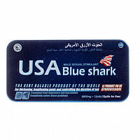 USA Blue Shark - Голубая акула - препарат для потенции