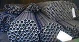 Диаметр 48,3х2,5мм Трубы нержавеющие AISI 304 / AISI 201 tig 600 grit Полированная Зеркальная в пленке Порезка, фото 10