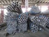 Диаметр 48,3х2,5мм Трубы нержавеющие AISI 304 / AISI 201 tig 600 grit Полированная Зеркальная в пленке Порезка, фото 8